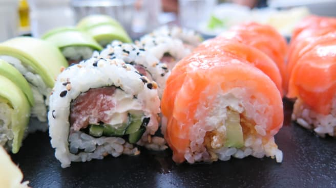 Suggestion de plat - Deli Sushi
