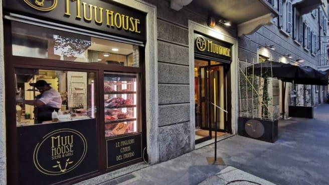 Entrata - Muu House Premuda, Milano