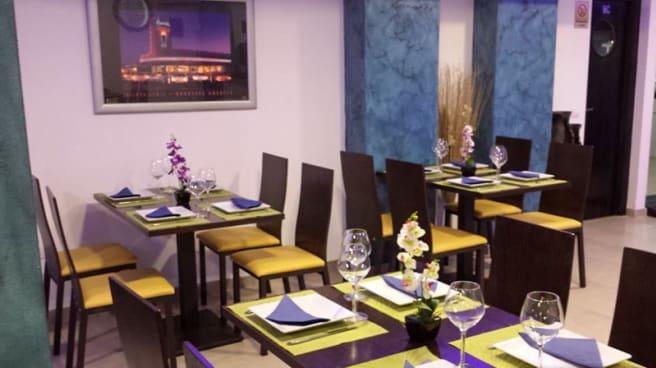 vista de la sala - Carpe Diem - Restaurante & Cafeteria, Gandía