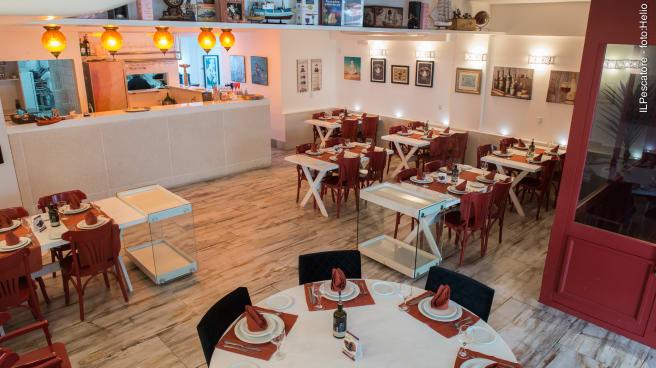 rw Restaurante - Il Pescatore, Vitória