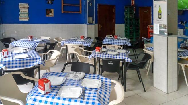 Sala del restaurante - Sidrería Las Guajas Cachopería, Benidorm