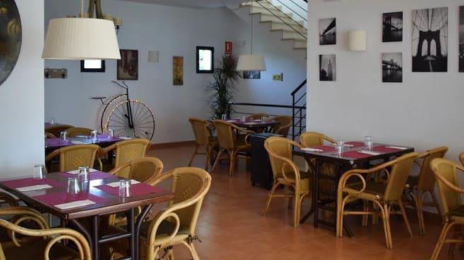 Vista de la sala - Restaurant Es Garbell, Ciutadella de Menorca