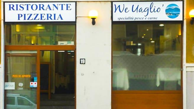 La facciata - We uagliò, Milan