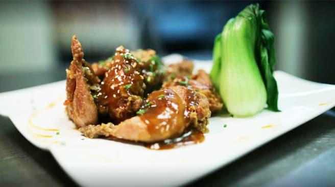 Suggestion du chef - Hu Po, Dijon