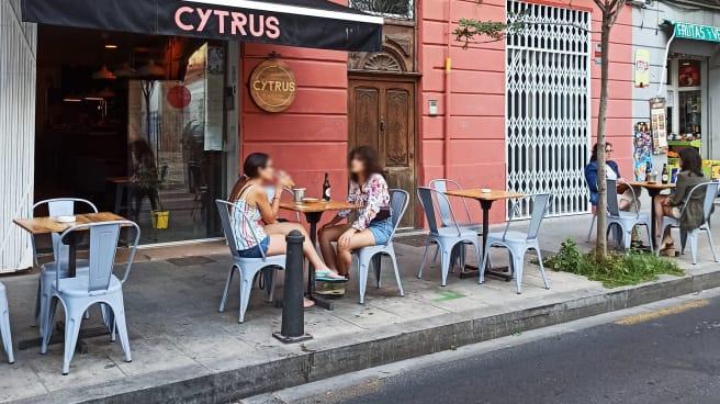 Fachada y terraza de Cytrus - Cytrus Ruzafa, Valencia