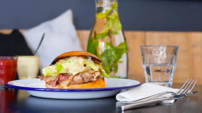 obuburger - OBU - Organisation des Burgers Unis, Paris