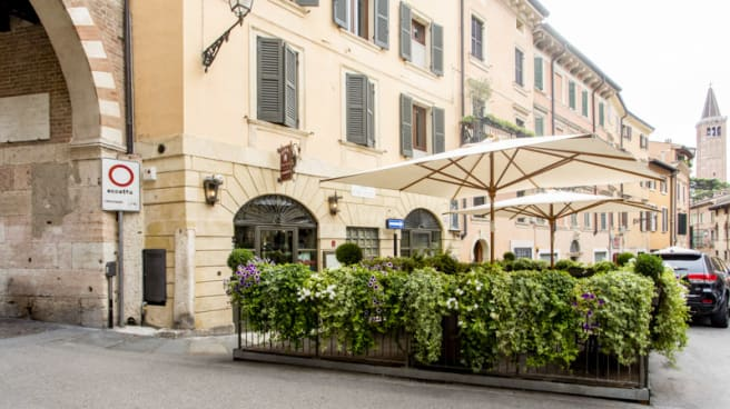 Terrazza - Ponte Pietra, Verona