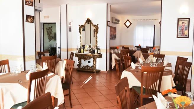 sala - Maruzzella Da Franco, Bacoli