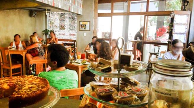 sala - Gaia Art & Café, Rio de Janeiro