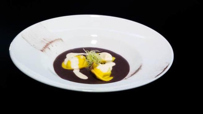 Ravioli - Osteria del 36, Parma