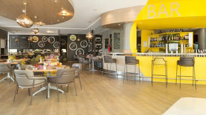 Le Bar - Gourmet Bar - Novotel Convention & SPA, Roissy-en-France