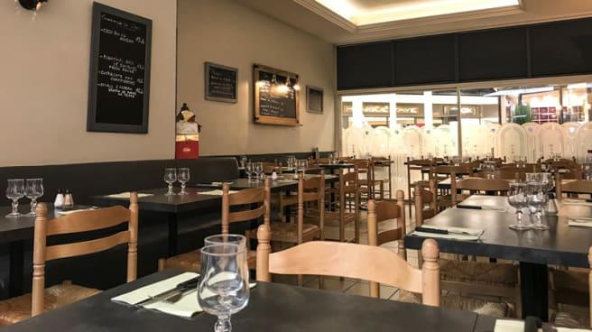 Salle du restaurant - Pizza Mario
