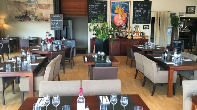 Aperçu de l'intérieur - Restaurant du Stade Bordelais, Le Bouscat