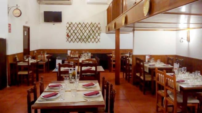 Vista del interior - Can Pa amb Tomàquet, Vilassar De Mar