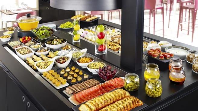 Buffet entree et dessert - Campanile Le Havre Nord-Montivilliers
