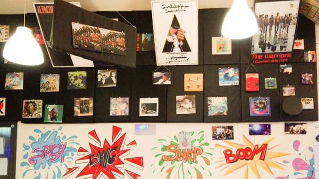 Interno - Studio 73  Pinseria Pizzeria Bar