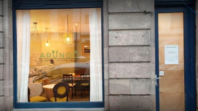 Entrée - Arundo - La Petite Cantine Vegan, Strasbourg