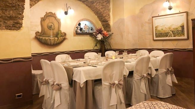 Vista sala - Lo Stuzzichino, Civitavecchia