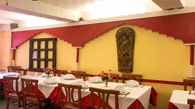Vista sala - Shri Ganesh, Parma