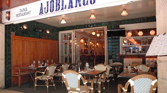 Porche - Ajoblanco, Barcelona
