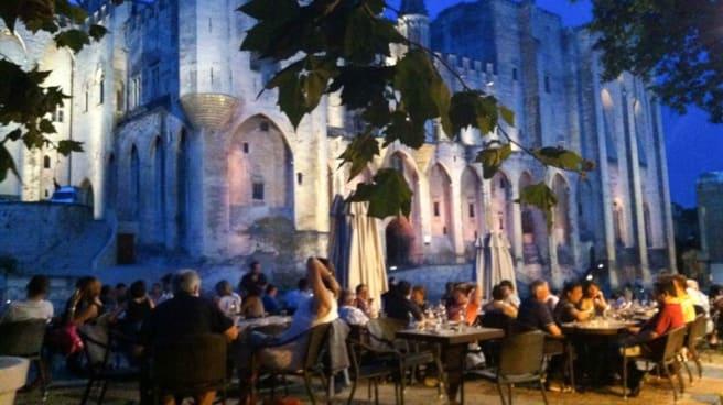 Soirée d'été.... - Le Moutardier du Pape, Avignon