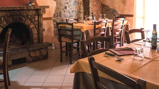 Sala - Ristorante Pizzeria Da Luca