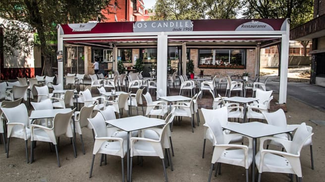 Terraza - Los Candiles, Madrid