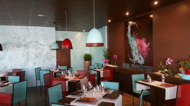 Vista sala - Symposio Loungebar & Restaurant, Calenzano