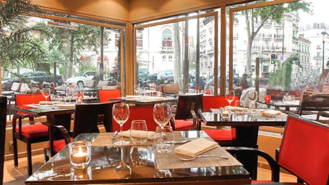 Vue salle - Restaurant Au Comte de Gascogne, Boulogne-Billancourt