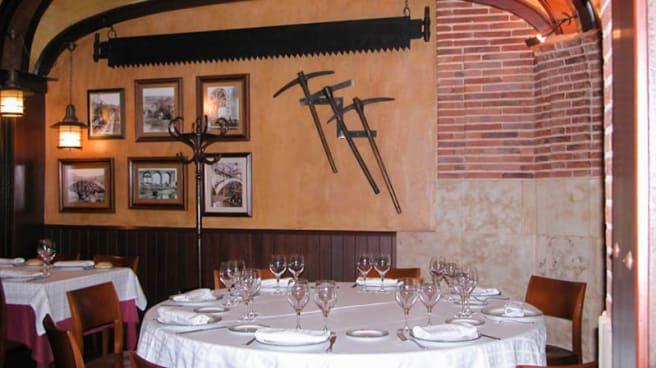 Vista sala - Don Mauro, Salamanca