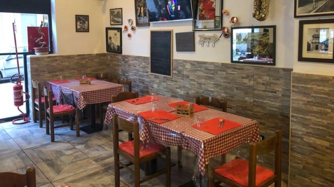Veduta interno - Pizza e Cucina Politeama, Palermo