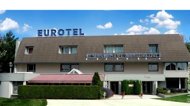 Eurotel - Le Saint Jacques - Eurotel, Vesoul