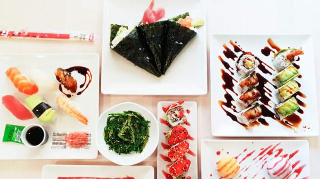 Sushi - Sushi Mix Café, Madrid
