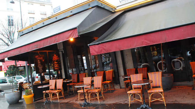 Bienvenue au restaurant O Philos Off - O Philos Off, Paris