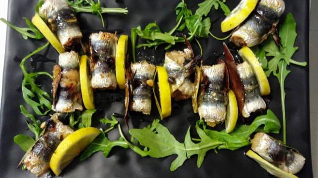 Suggerimeto dello chef - La Piazzetta
