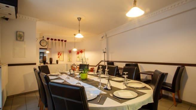 Salle du restaurant - Bella Italia, Bruxelles