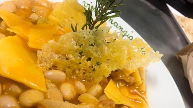 Suggerimento dello chef - Trattoria degli Artisti