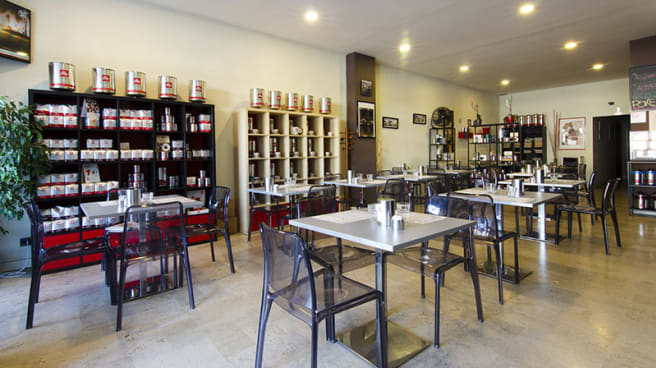 Vista della sala - Poke Kay 2 By Business Bar, Brescia