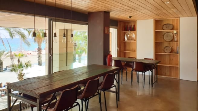 Sala del restaurante - Bdsal, Badalona