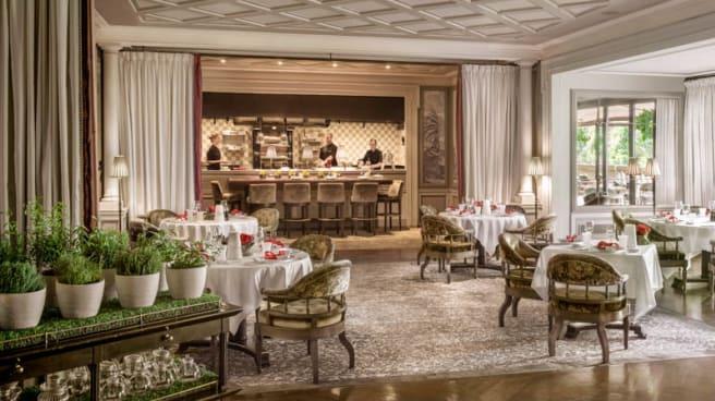 la salle du restaurant - Restaurant Joël Robuchon, Monaco