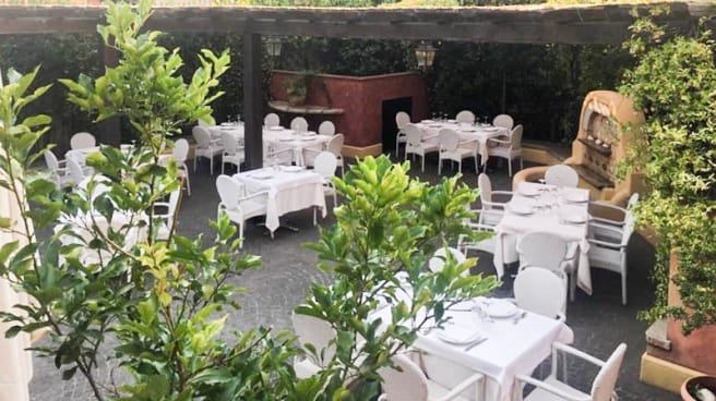 Terrazza - Taverna Mari, Grottaferrata