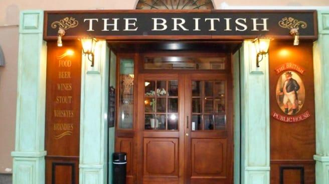 Entrata - The British Pub, Pompei
