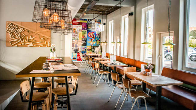 restaurantzaal - Brasserie Thialf, Arnhem
