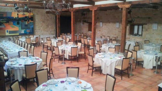 Vista sala - Palacio Criollo, Rivas-Vaciamadrid