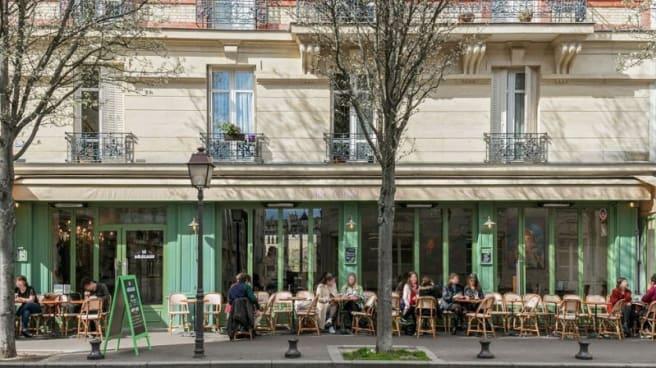 Entrée - Le Mêlécasse, Paris