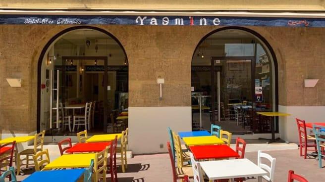 Terrasse - Yasmine Vieux Port, Marseille