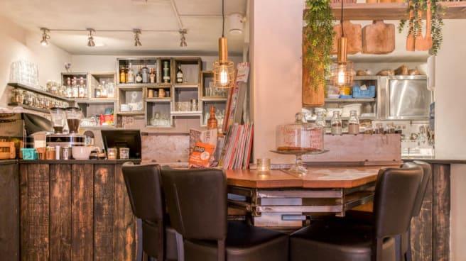 Het restaurant - No 25, Groningen