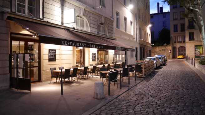 Terrasse - Bistrot La Varenne, Lyon