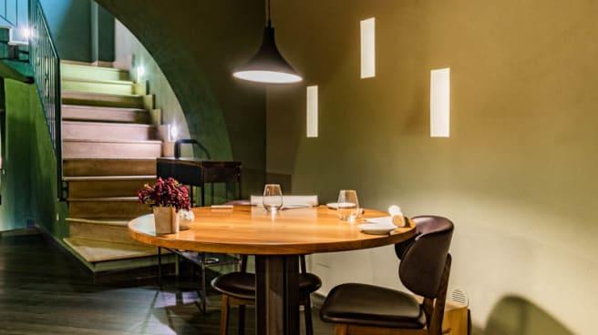 Veduta dell interno - Zia Restaurant, Rome