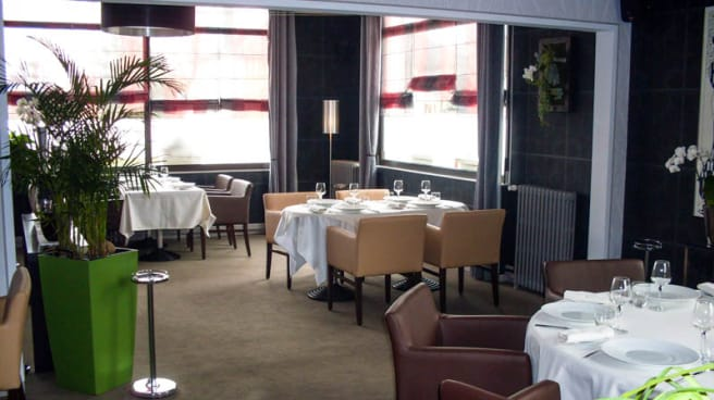 salle restaurant-2 - Céladon Côté Restaurant